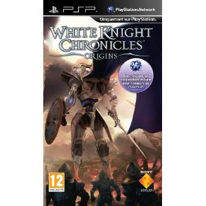 White Knight Chronicles Origins gameplay en video et test sur PSP