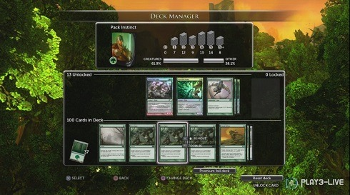 Le jeu sur PC Magic the gathering duels of the planeswalkers 2014 est un RPG à acheter