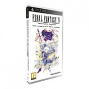 Final Fantasy IV The Complete Collection sur PSP