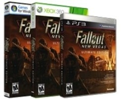 Fallout New Vegas Ultimate Edition sortie en France