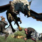 photo de griffon t dans un des jeux d'action de la xbox 360 : Dragon Dogma Dark Arisen