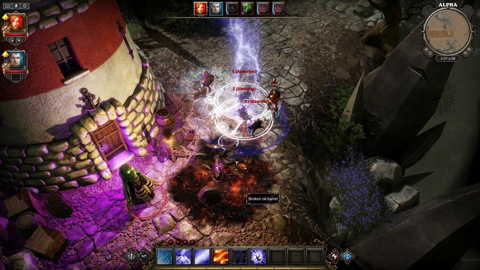telecharger jeux pc 2014 : Divinity Original Sin