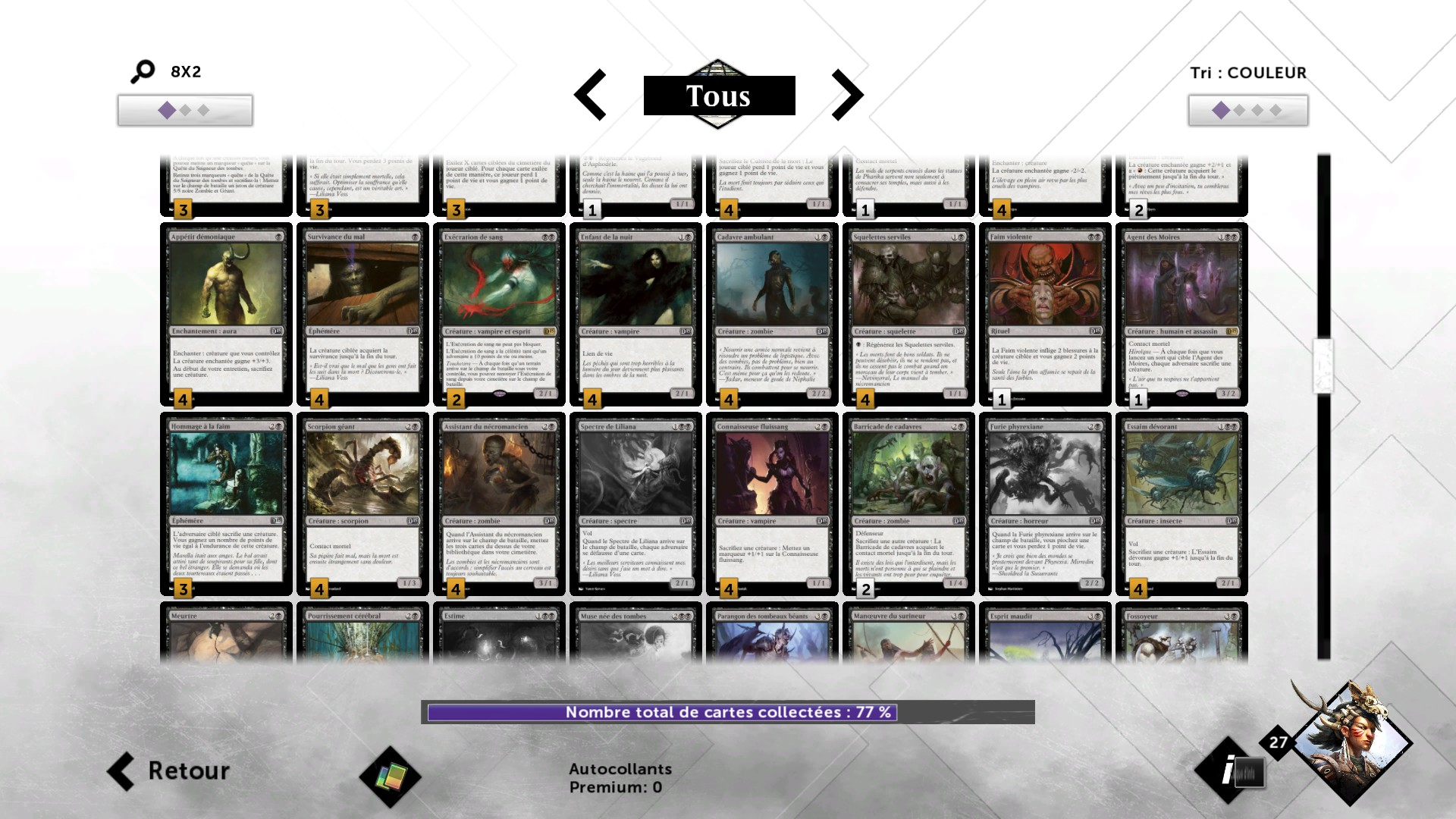 la version 2015 de Magic The Gathering n'égale pas du tout celle de 2014