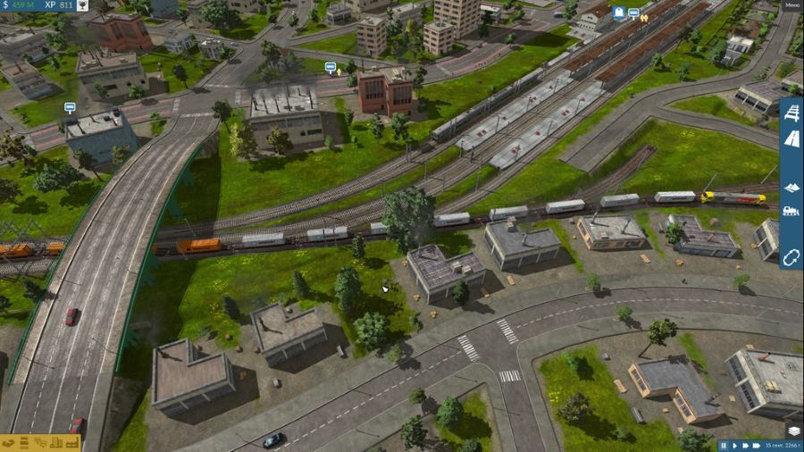 train fever jeu independant dans le top sur PC