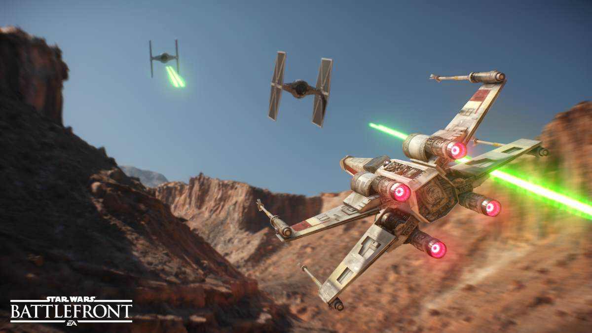 star wars battlefront PC