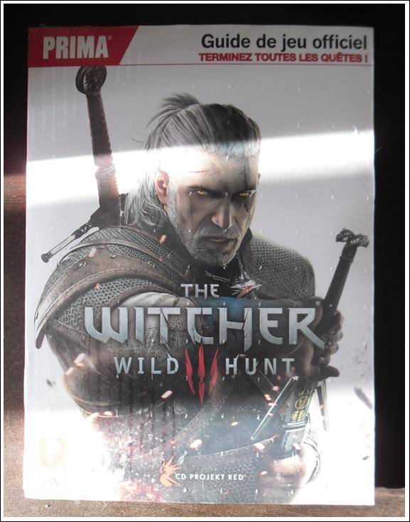 guide pour the witcher 3 en français