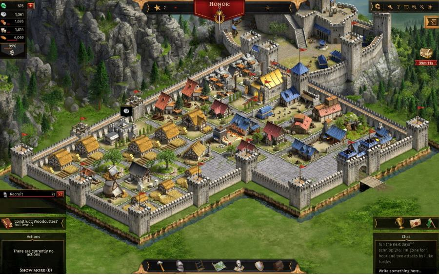 Legends of Honor est un jeu de tactique sur pc
