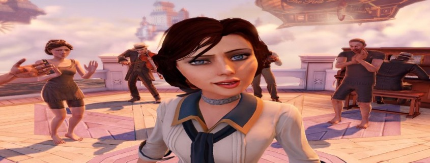 bioshock infinite action rpg test